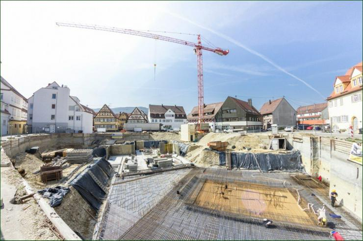 Bild 4: BEREITS 60% VERKAUFT: Moderne 3 Zimmer-Wohnung + Balkon + Tageslichtbad + großer Wohnbere...