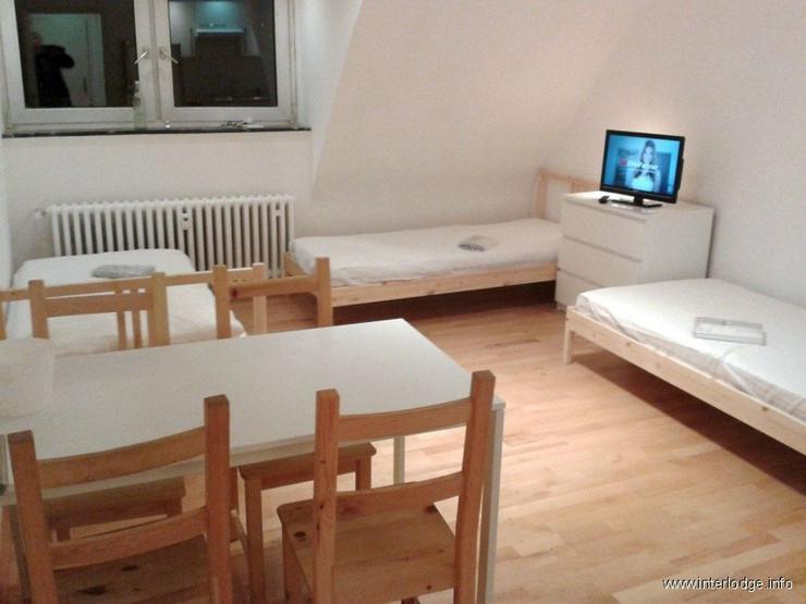 INTERLODGE Monteurunterkünfte: Gut ausgestattete 2 oder 3-Bett-Zi., Kochnische o. Küche,... - Wohnen auf Zeit - Bild 1