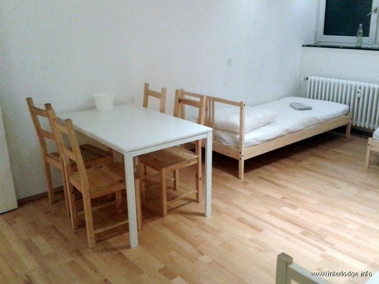 Bild 4: INTERLODGE Monteurunterkünfte: Gut ausgestattete 2 oder 3-Bett-Zi., Kochnische o. Küche,...