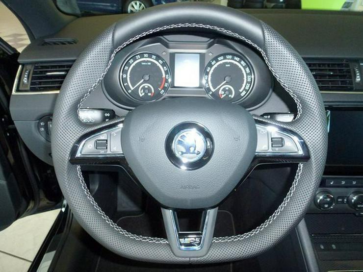 Bild 5: SKODA Octavia Combi 2,0 TDI RS - NAVI , XENON