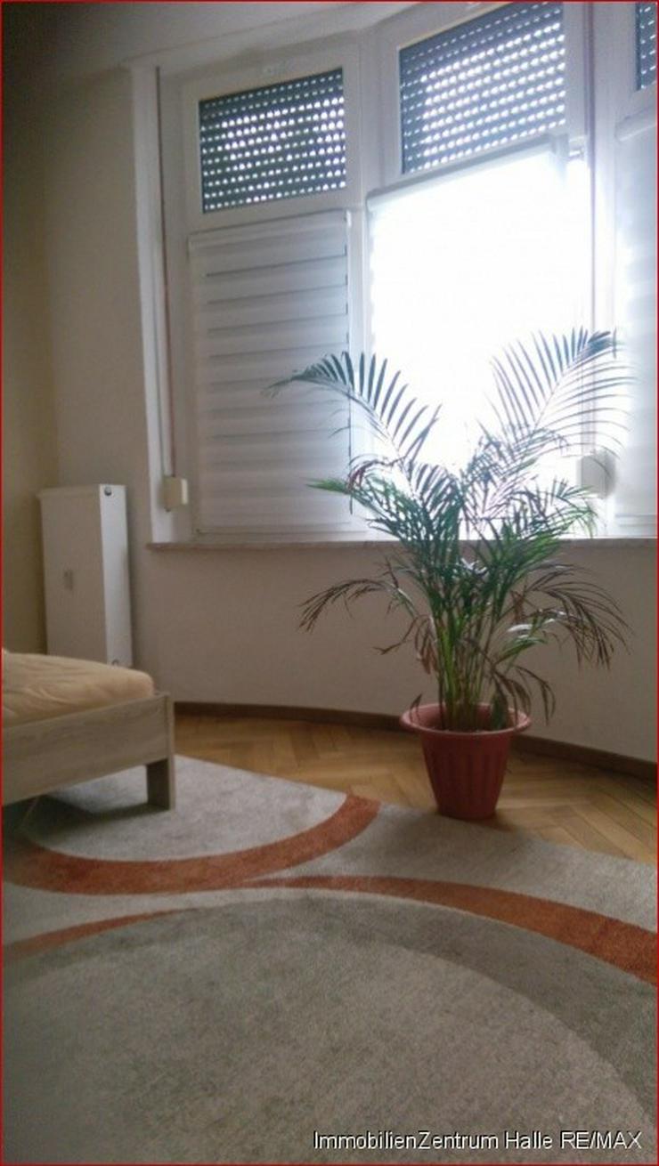 Bild 6: TOP ! Tolle 4-Raum Altbauwohnung (110 ²) mit EBK, Parkett und Garten im Osten von Halle...