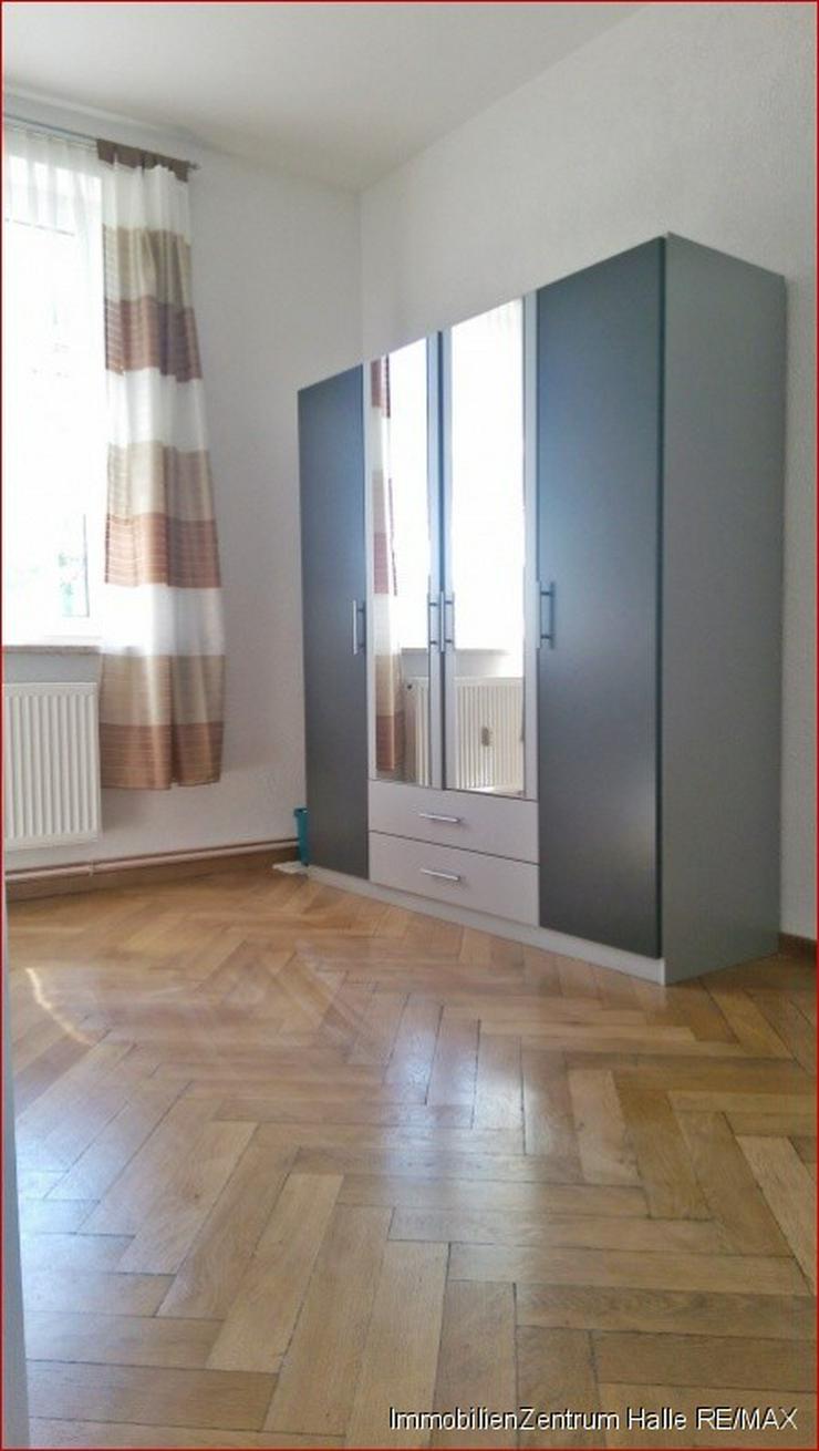 Bild 5: TOP ! Tolle 4-Raum Altbauwohnung (110 ²) mit EBK, Parkett und Garten im Osten von Halle...