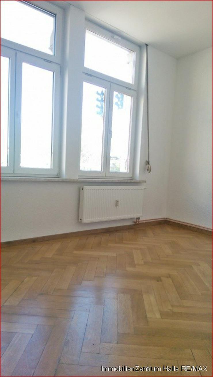 Bild 4: TOP ! Tolle 4-Raum Altbauwohnung (110 ²) mit EBK, Parkett und Garten im Osten von Halle...