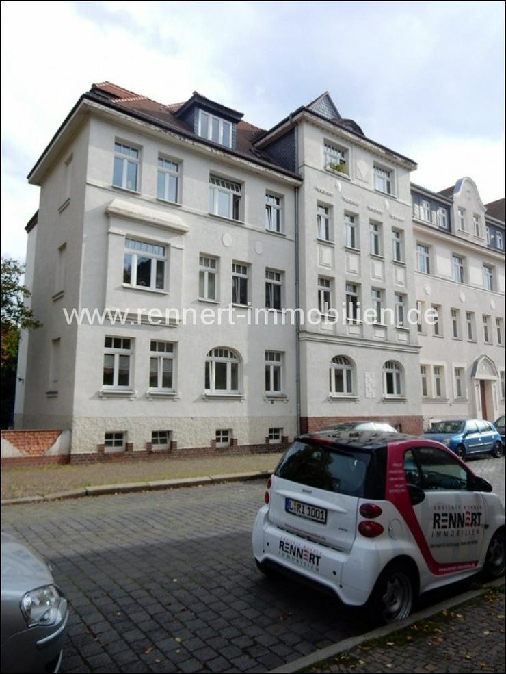 + + + Gemütliche 2-Raumwohnung mit Balkon nähe Elsterflutbett+ + + - Wohnung mieten - Bild 1