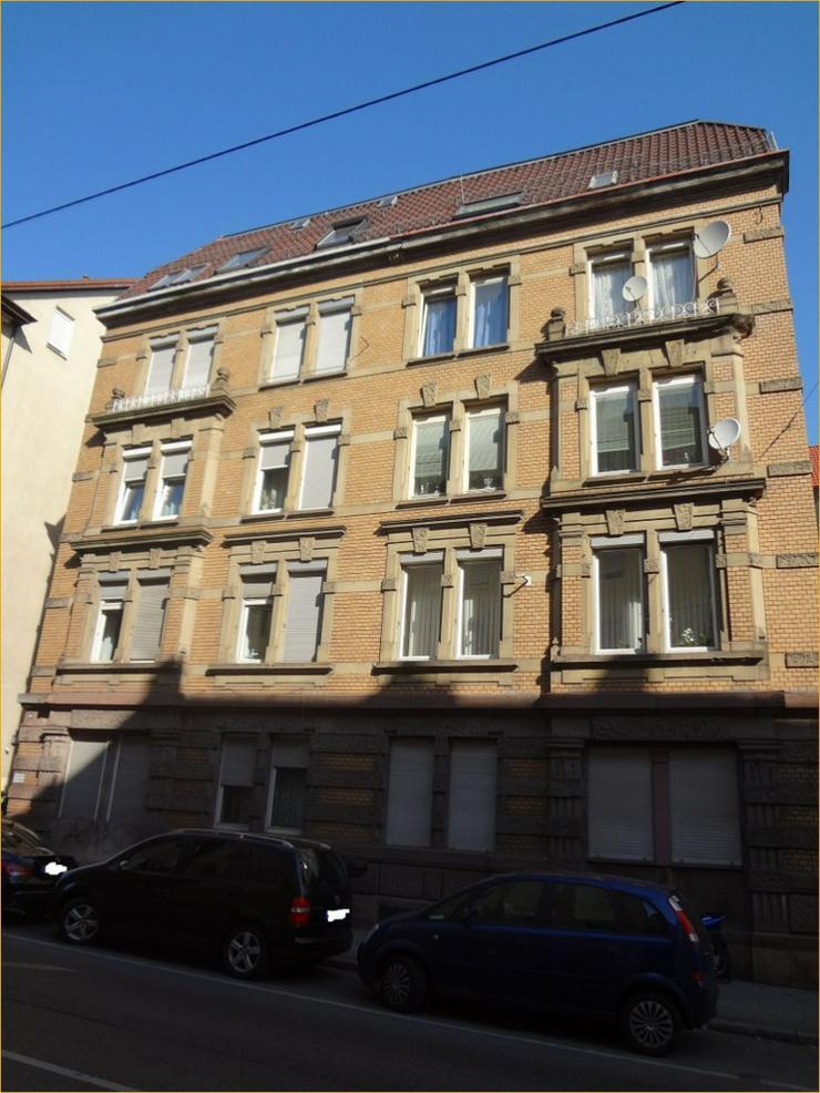 3-Zimmer-DG-Wohnung im Stuttgarter Süden + gut vermietet.