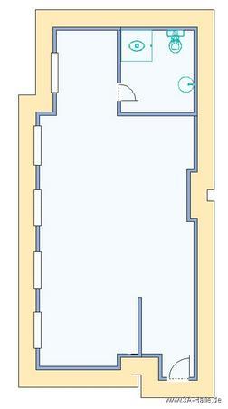 1 Raumwohnung Altstadt - Wohnung mieten - Bild 1