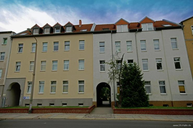 Großartige 2-Raumwohnung in der Wörmlitzer Straße