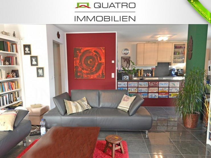 Bild 11: Barrierefreie Wohnung in KfW 70 Wohnhaus