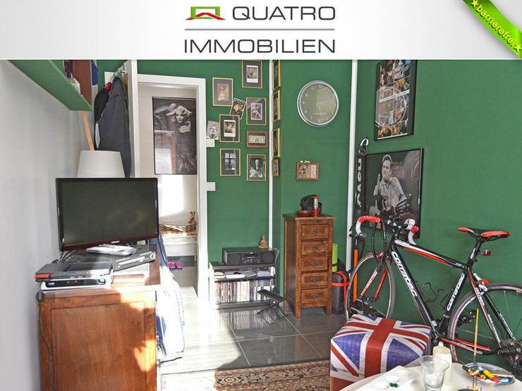 Bild 5: Barrierefreie Wohnung in KfW 70 Wohnhaus