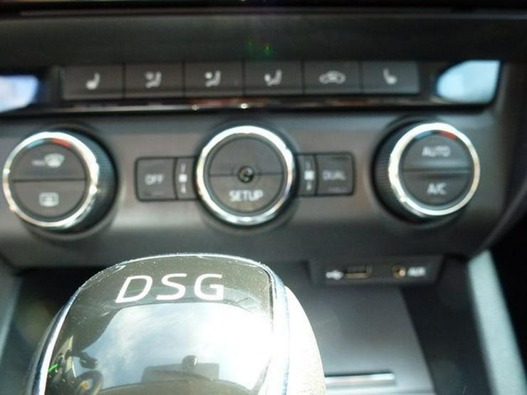 Bild 5: SKODA Octavia Combi 2,0 TDI DSG Ambition