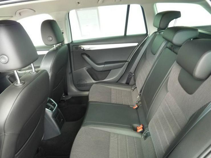 Bild 4: SKODA Octavia III Combi 1,6 TDI Green tec Elegance