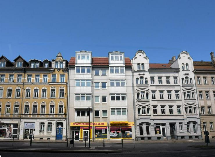 Bild 5: Erstbezug nach umfangreicher Renovierung * Balkon * Neubau * citynahe Lage *