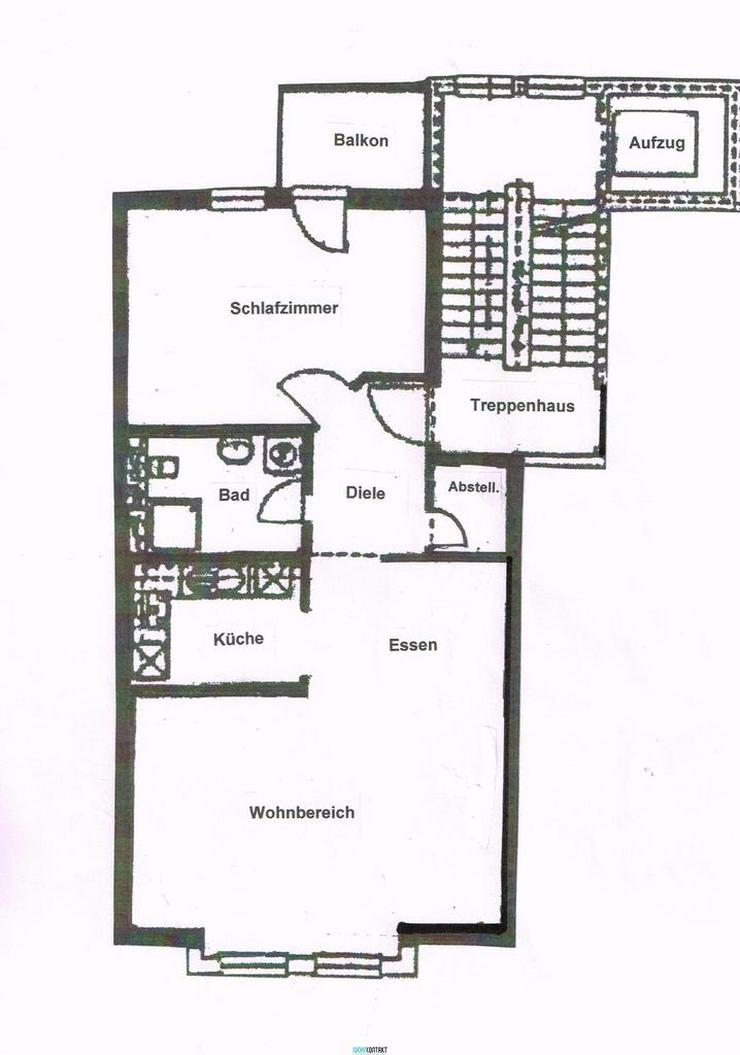 Erstbezug nach umfangreicher Renovierung * Balkon * Neubau * citynahe Lage * - Wohnung mieten - Bild 1