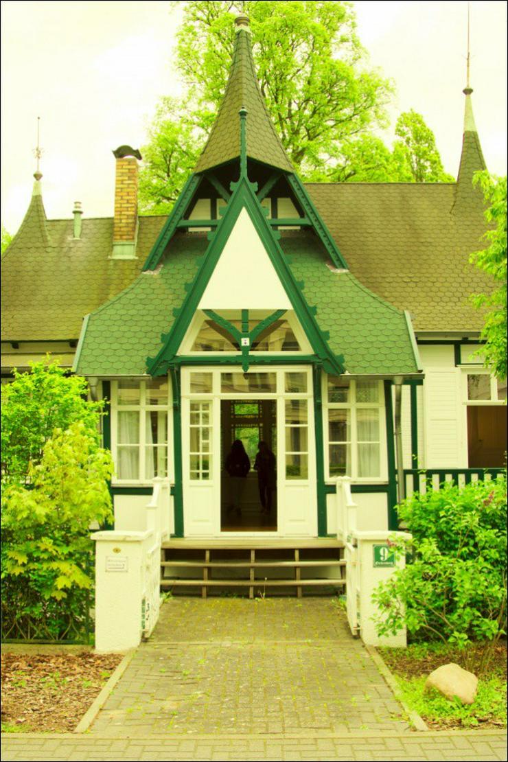 Villa Seeröschen - Ein Juwel der besonderen Art auf der Insel Usedom in direkter Strandn?... - Haus kaufen - Bild 1