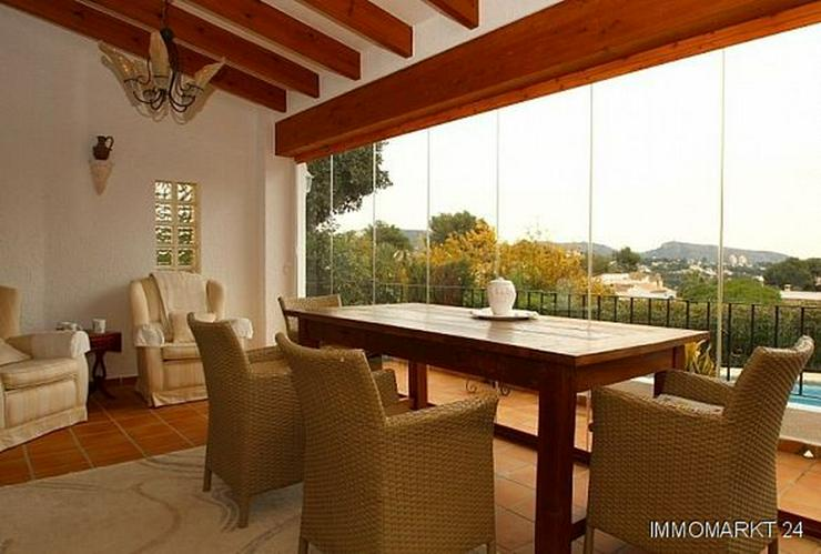 Bild 4: Villa mit Panorama- und Meerblick in Tabaira