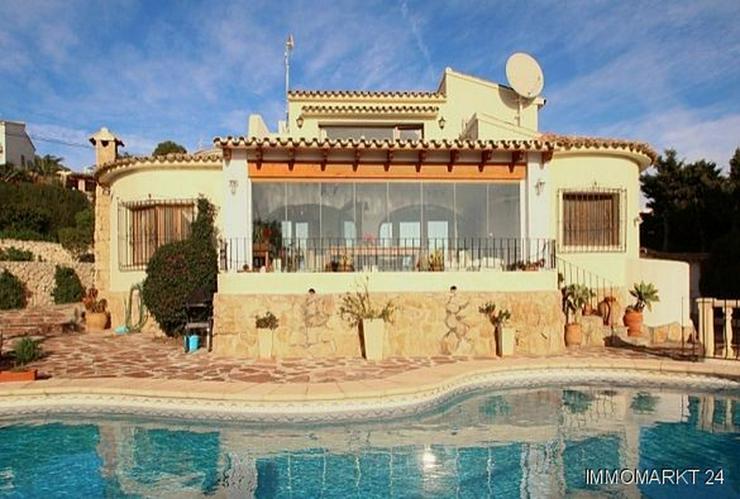 Villa mit Panorama- und Meerblick in Tabaira - Haus kaufen - Bild 1