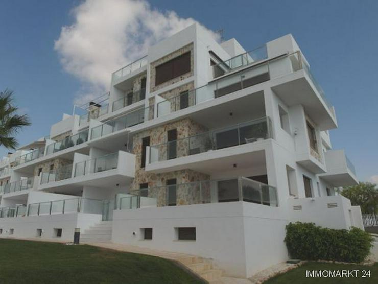 Bild 2: Wunderschöne Penthouse-Wohnungen Nähe Golfplatz