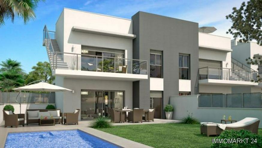 Moderne Erdgeschoss-Appartements mit Privatpool - Bild 1