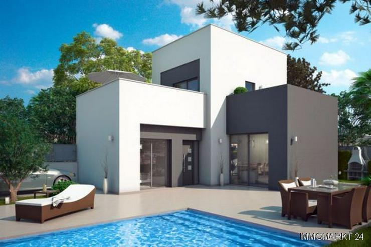 Moderne 4-Zimmer-Villen in abgeschlossener Anlage - Haus kaufen - Bild 1
