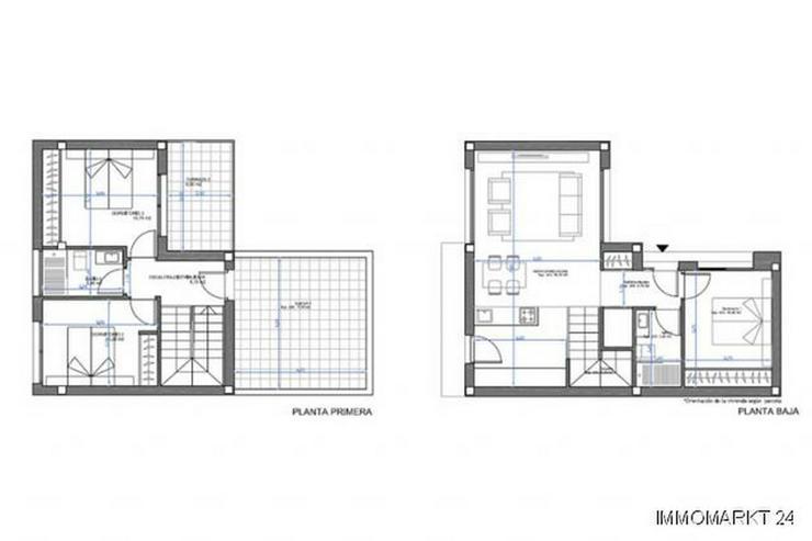 Bild 5: Moderne 4-Zimmer-Villen in abgeschlossener Anlage