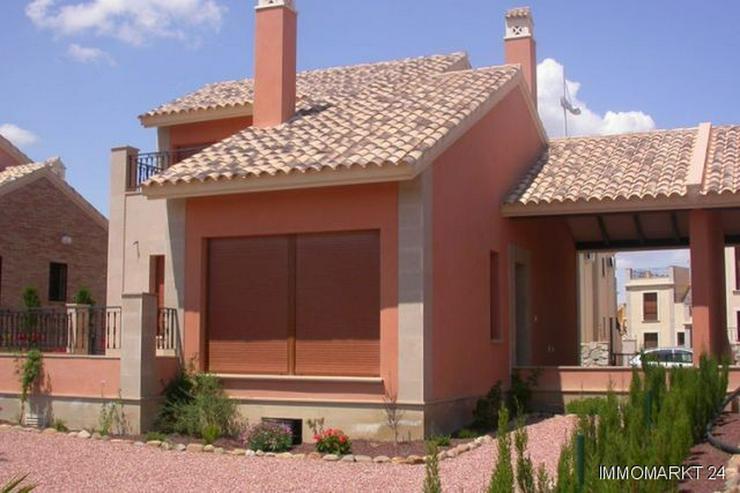 Bild 2: Exklusive Villa in 1. Linie am Golfplatz
