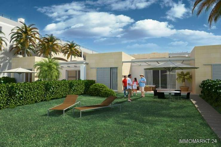 Bild 6: Exklusive Penthouse-Wohnungen in Anlage am Strand