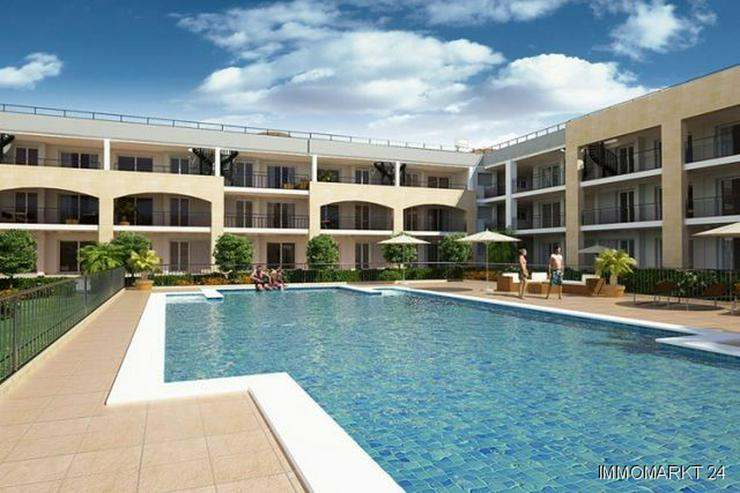 Bild 2: Exklusive Penthouse-Wohnungen in Anlage am Strand