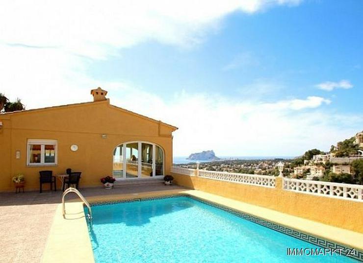 Villa mit Pool und phantastischem Meerblick - Haus kaufen - Bild 1
