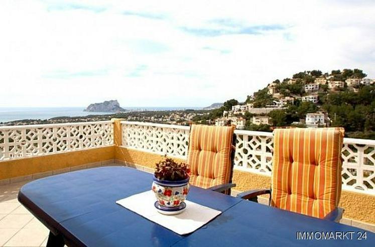 Bild 4: Villa mit Pool und phantastischem Meerblick