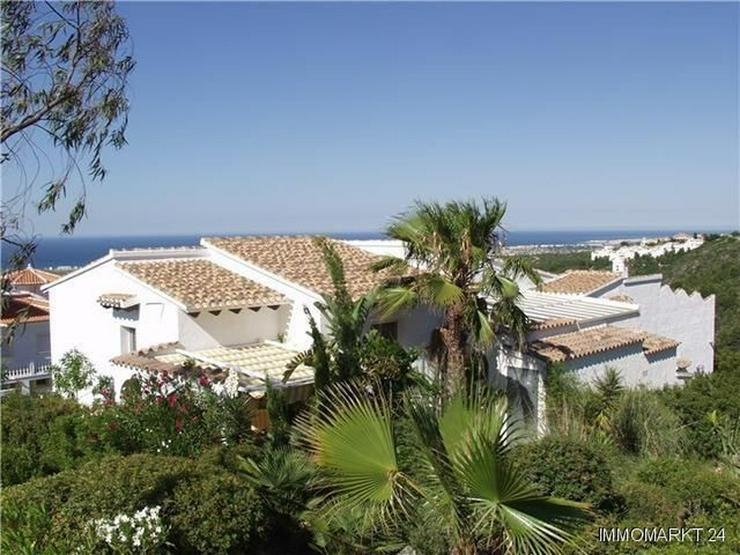 Bild 3: Villa mit traumhaftem Meerblick, Pool und Garage am Monte Pego