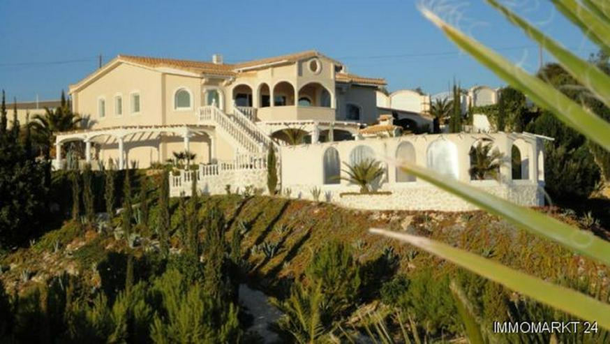 Luxusvilla mit phantastischem Meer- und Panoramablick - Haus kaufen - Bild 1