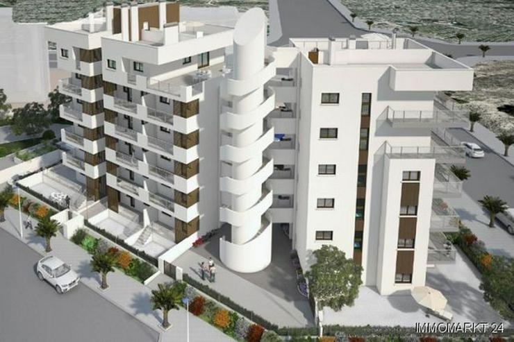 Bild 5: 4-Zimmer-Penthouse-Wohnungen nur 500 m vom wunderschönen Sandstrand