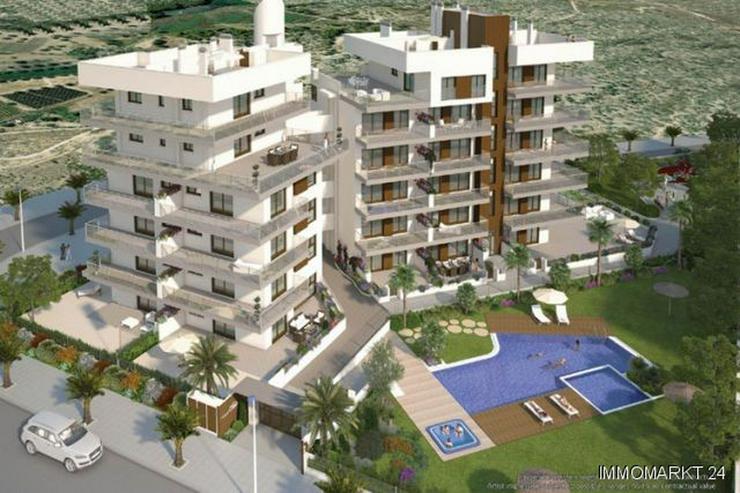 4-Zimmer-Penthouse-Wohnungen nur 500 m vom wunderschönen Sandstrand - Wohnung kaufen - Bild 1