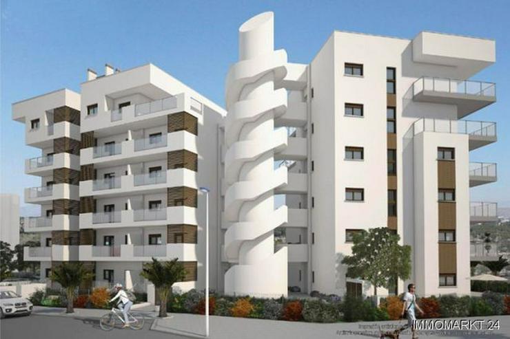 Bild 3: 4-Zimmer-Penthouse-Wohnungen nur 500 m vom wunderschönen Sandstrand