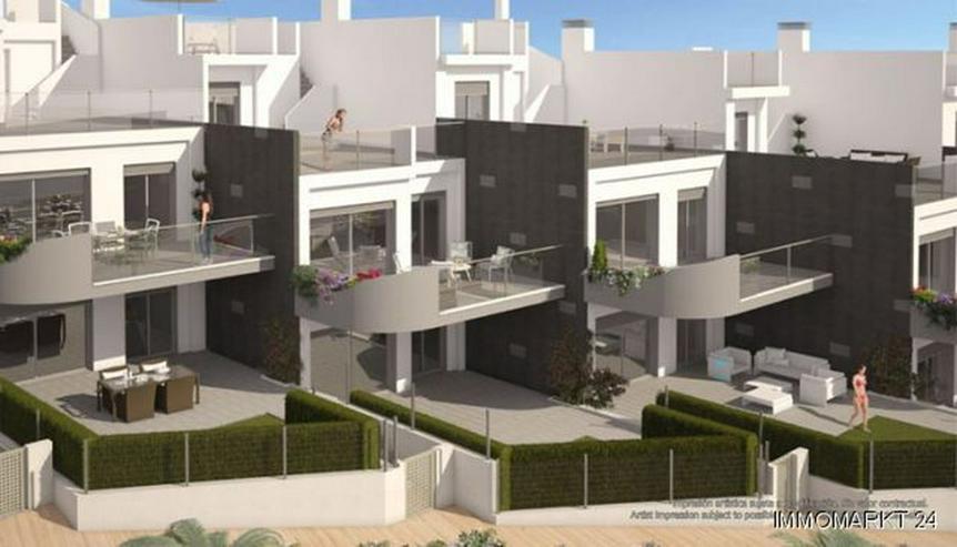 Bild 2: 4-Zimmer-Maisonette-Wohnungen in Anlage in 1. Linie am Strand