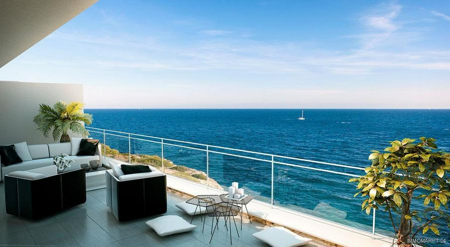 Bild 4: Exklusive 3-Schlafzimmer-Reihenhäuser in 1. Linie am Meer