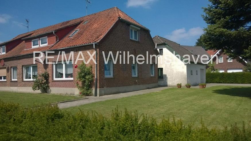 RE/MAX bietet an: Doppelhaushälfte für den Handwerker! - Haus kaufen - Bild 1