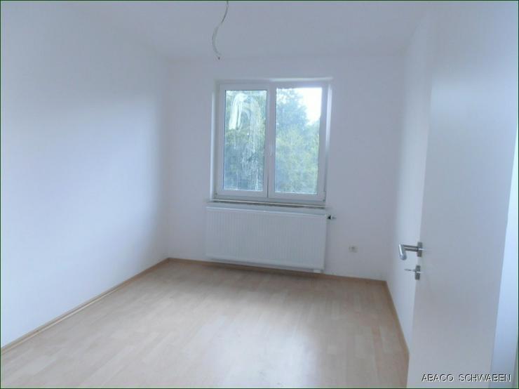 Vier Zimmer die sich lohnen in Leipheim.