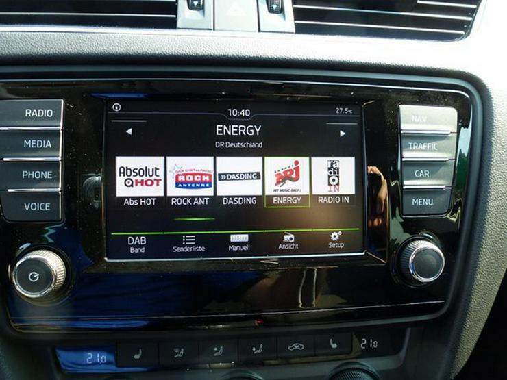 Bild 6: SKODA Octavia Combi 1,6 TDI Green Tec Style - AHK