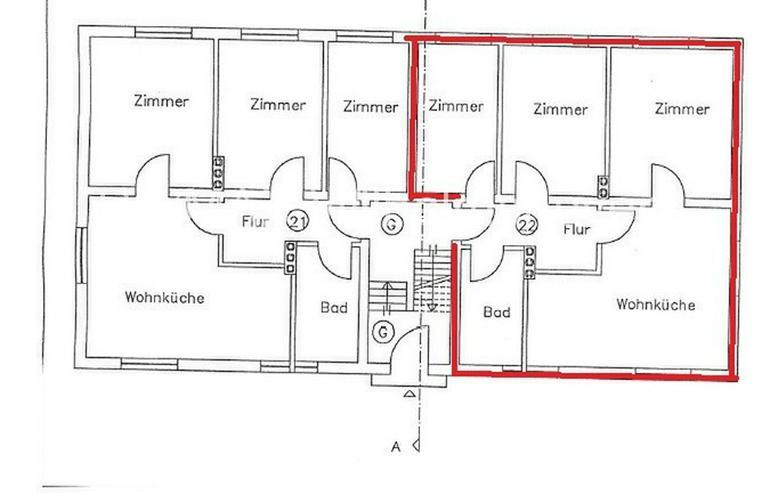 Bild 6: RE/MAX bietet an: Eigentumswohnung in Sackgassenlage
