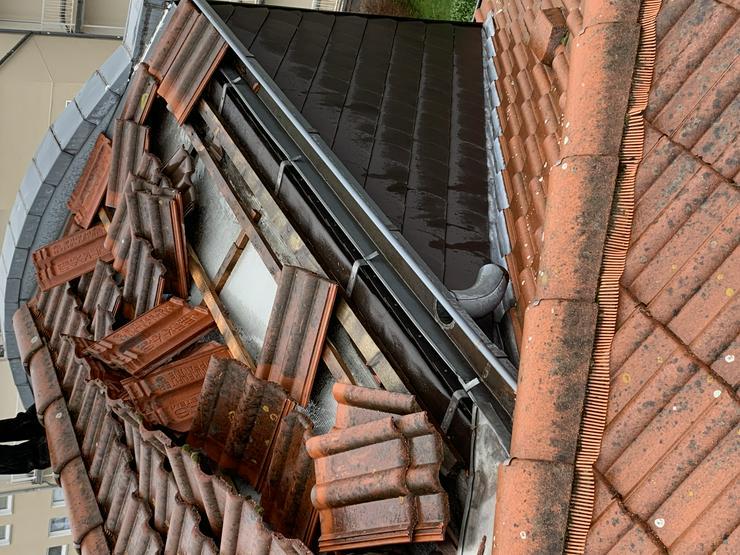 Bild 6: Dachrinnenreinigung 2,19€ pro Meter zzgl.