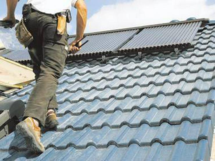 Bild 2: Dachrinnenreinigung 2,19€ pro Meter zzgl.