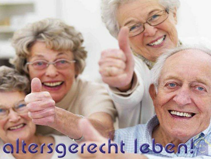 *SO WENIG WIE MÖGLICH- SO VIEL WIE NÖTIG ? mod. Seniorenwhg. m. Blk, barrierefrei+ Bet...
