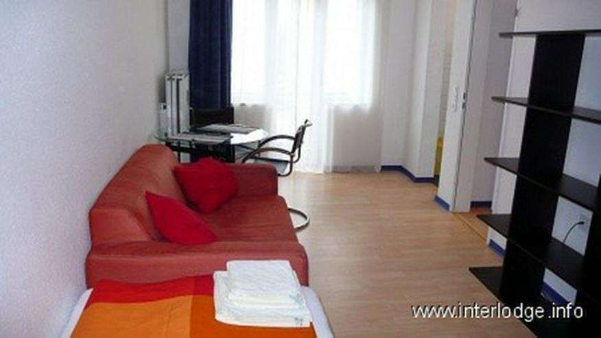 INTERLODGE Modern möblierte Wohnung in der Bochumer City. - Wohnen auf Zeit - Bild 1