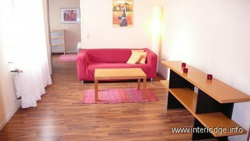 INTERLODGE Komplett möblierte Wohnung, Bochum-Cityl, separate Pantryküche, 3 Personen - Wohnen auf Zeit - Bild 1