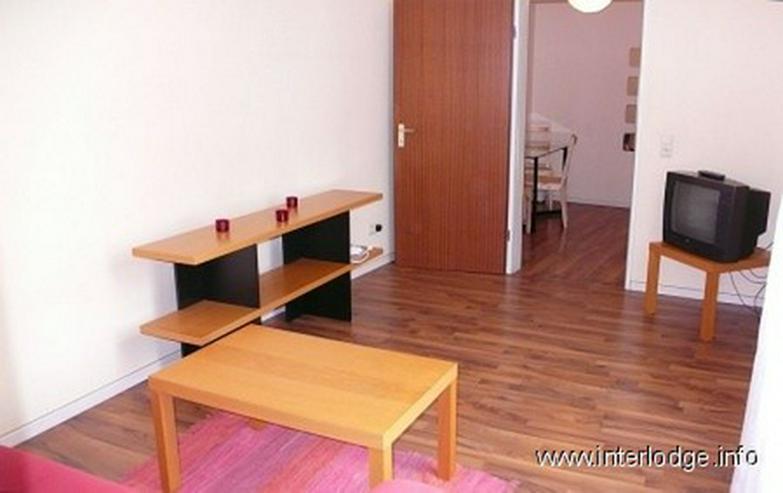 Bild 4: INTERLODGE Komplett möblierte Wohnung, Bochum-Cityl, separate Pantryküche, 3 Personen