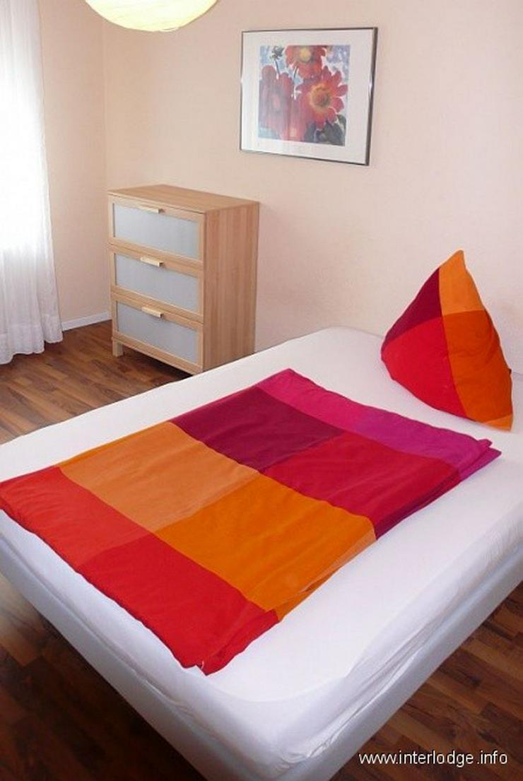 Bild 2: INTERLODGE Komplett möblierte Wohnung, Bochum-Cityl, separate Pantryküche, 3 Personen