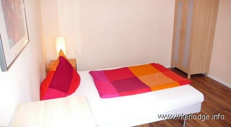 Bild 3: INTERLODGE Komplett möblierte Wohnung, Bochum-Cityl, separate Pantryküche, 3 Personen
