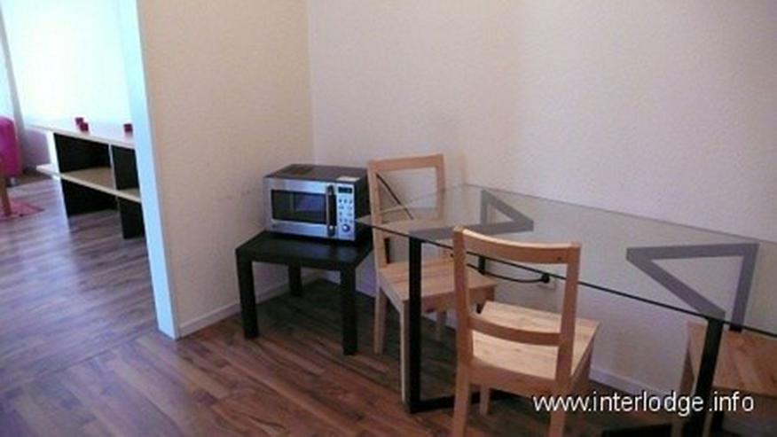 Bild 5: INTERLODGE Komplett möblierte Wohnung, Bochum-Cityl, separate Pantryküche, 3 Personen