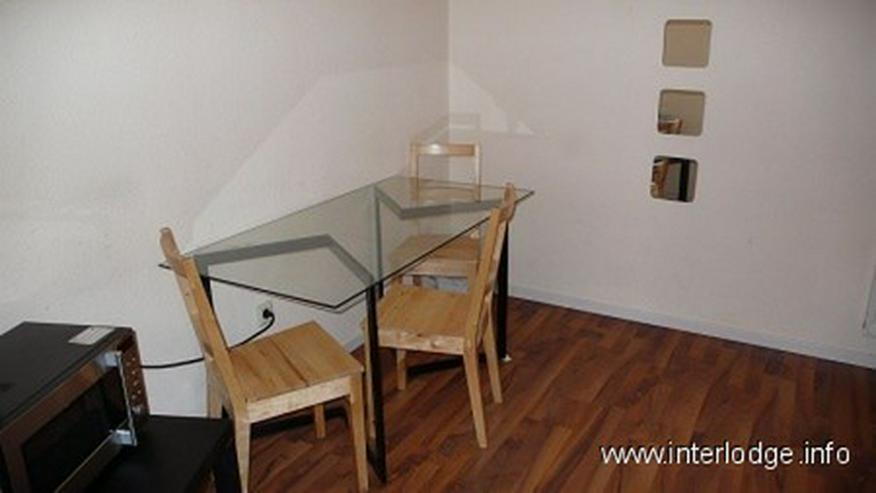 Bild 6: INTERLODGE Komplett möblierte Wohnung, Bochum-Cityl, separate Pantryküche, 3 Personen